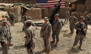 التحالف يطالب الجنود الأميركيين بنزع شعار الأكراد