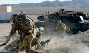 واشنطن: سندعم جهود القوات البرية العراقية لاستعادة الرمادي