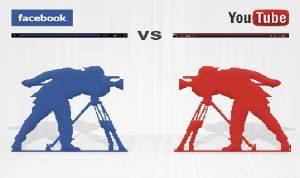 """""""فيسبوك"""" يتخطى """"يوتيوب"""" في إعلانات الفيديو"""