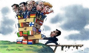 هل تفكّ اليونان سبحة اليورو؟