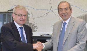 توقيع اتفاقية قرض بقيمة 30 مليون يورو بين مجلس الإنماء والإعمار والوكالة الفرنسية للتنمية