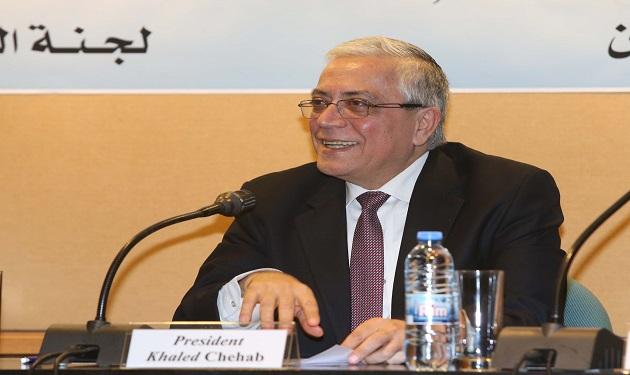 Khaled-Chehab-Lebanese-Engineers-Union