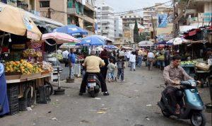 إقفال السوق الشعبي في صبرا (فيديو)