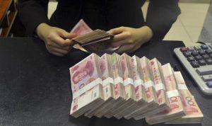صفقات المقايضة النقدية للصين تتجاوز 3 تريليونات يوان