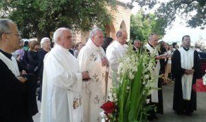 زغرتا تحتفل بعيد القديس أنطونيوس البادواني
