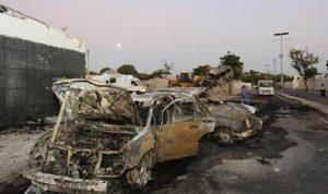 واشنطن نفذت ضربة جوية في الصومال