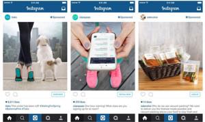 """""""إنستغرام"""" تكشف عن أنواع جديدة من الإعلانات لإستهداف مستخدميها"""