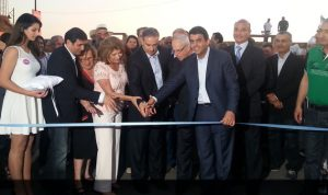 فرعون يعلن رسميًا فوز جبيل عاصمة السياحة العربية