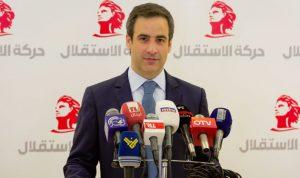 معوّض: كلبنانيين ومقاومين لن نقبل بأن يسيطر علينا اليأس وسنعيد بناء لبنان