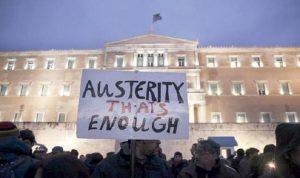 الحلم الأوروبي يحتضر في اليونان