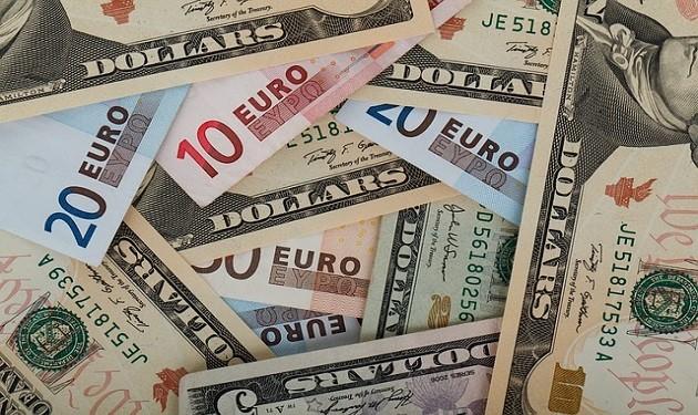 Euro-Dollar-Diff