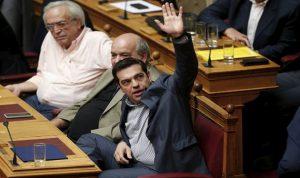 البرلمان اليوناني يصوت اليوم على إجراءات التقشف الجديدة