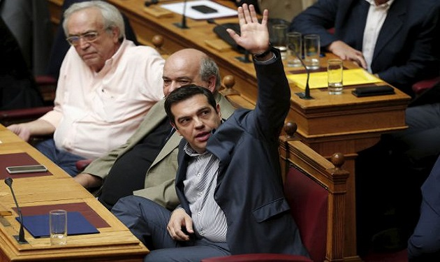 GreeceParliement