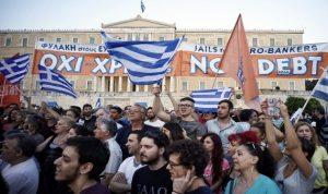 """اليونان: """"لا"""" لمقاطعة أوروبا"""