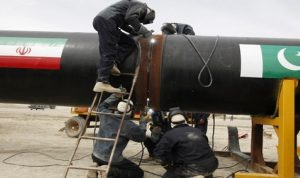 باكستان تبدأ عملية مدّ انبوب توريد الغاز الايراني في تشرين الاول