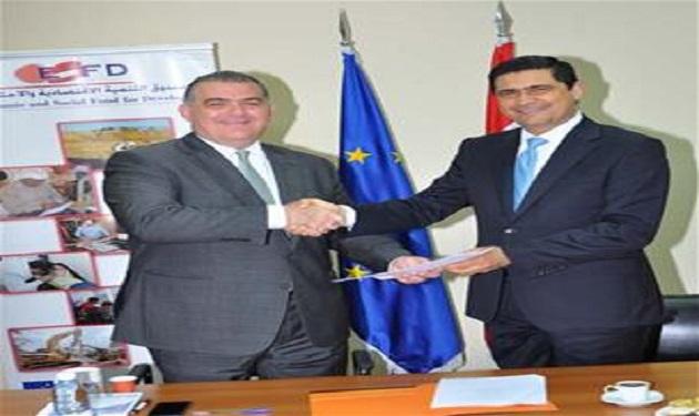 مذكّرة تعاون بين صندوق التنمية الاقتصادية و«بويكر»