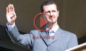 """بالفيديو.. """"كلام بمحلو"""": بشار الأسد مش قبلان يتنازل عن ولا شبر… ليه كم شبر بعد معو؟"""