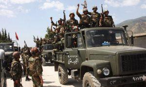"""17 قتيلا من جيش النظام باشتباك مع """"النصرة"""".. وروسيا تتدخّل!"""
