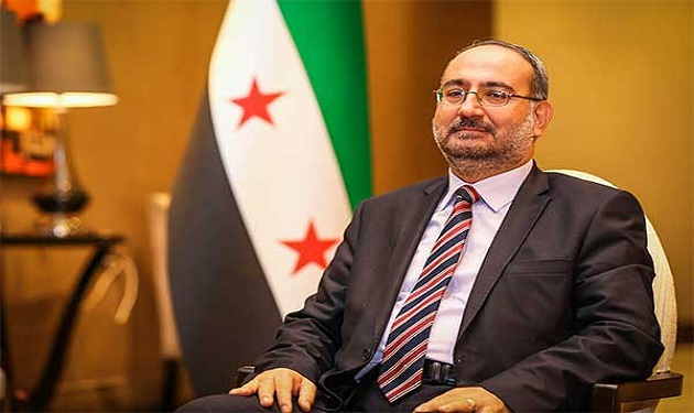 AhmedTohme-Syrian-interim-government