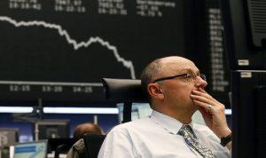 أدنى مستوى لأسهم أوروبا في أربعة أشهر
