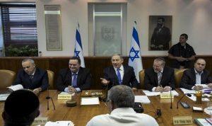 مجلس الوزراء الإسرائيلي يقر اتفاقا لتطوير حقل لوثيان للغاز الطبيعي