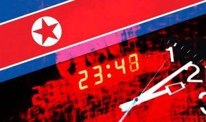 كوريا الشمالية تبدأ العمل بتوقيتها الخاص