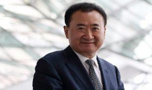 وانغ جيان لين أغنى صيني في العالم