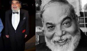 وفاة الفنان المصري علي حسنين عن عمر يناهز 76 عامًا