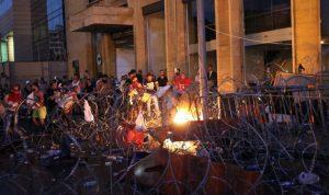 بالأرقام… الخسائر المادية بعد أعمال الشغب في وسط بيروت!