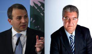 باسيل متّهماً المشنوق بالتعطيل: بإمكاني اجراء الانتخابات!