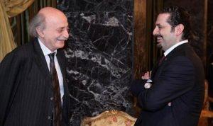 الحريري وجنبلاط يسعيان لتأجيل الانتخابات مرة جديدة؟