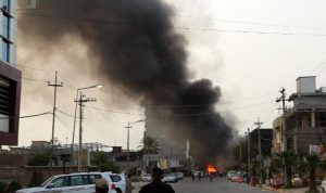 قتيل و20 جريحًا بانفجار في العراق