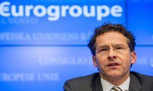 رئيس مجموعة اليورو يرحب بموافقة البرلمان اليوناني على حزمة الإنقاذ