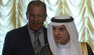 وزير الخارجية السعودي في موسكو!
