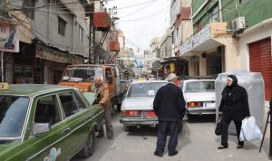 جرحى بإشكال في طرابلس