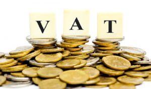 النسبة المتوقعة لضريبة القيمة المضافة بدول الخليج