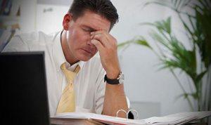 طول ساعات العمل يؤدي إلى السكتة الدماغية!