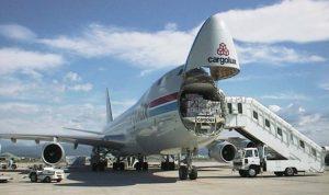 3.7 % نمو الشحن الجوي في الشرق الأوسط