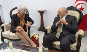 """صندوق النقد الدولي يدعو تونس الى مواصلة """"ورشة الاصلاحات الكبرى"""""""