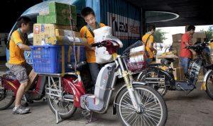 خدمات البريد السريع رقم صعب في معادلة اقتصاد الصين