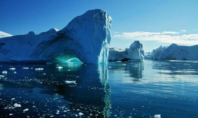 Iceberg-Ice-Sea