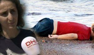"""ماذا قالت مصوّرة جثة """"الطفل الغريق"""" التي صدمت العالم؟!"""
