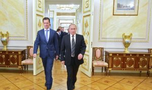سريعاً قبل قيصر روسيا تتحرك.. وهذا ما طالبت به الأسد