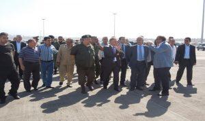 رئيس المجلس الاعلى للجمارك خلال زيارته مرفأ طرابلس: حجم الأعمال فيه زاد بنسبة 16.6 %