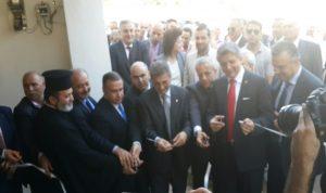 السفير التركي في عكار: مشاريعنا في هذه المنطقة جسر لبناء علاقات وطيدة بين شعبينا