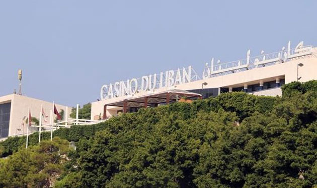 Casino du liban 2018