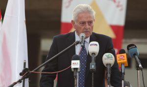 شمعون: عون وفرنجية سيخرجان من التداول الرئاسي