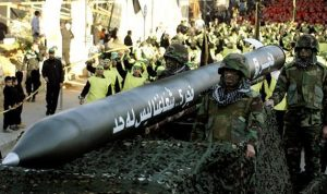 لبنان مخزن للأسلحة والصواريخ الإيرانية
