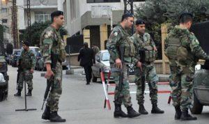 إطلاق نار على الجيش في إيعات لتوقيفه مطلوباً من ال جعفر