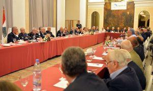 مؤتمر انماء بيروت يحذر من خطورة ازمة النفايات و يطالب باللامركزية الادارية